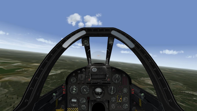 New Mirage III sights