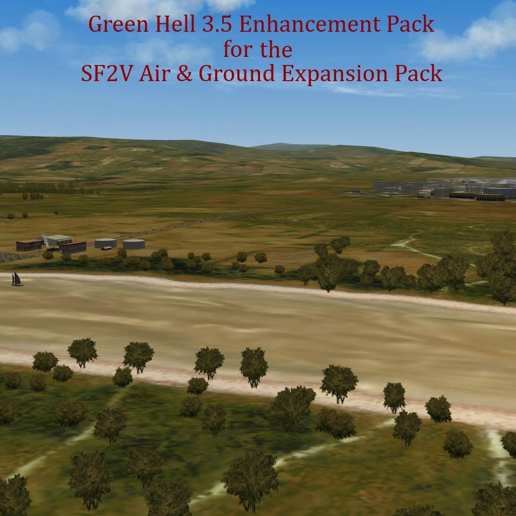 Green Hell 3.5 Enhancement Package