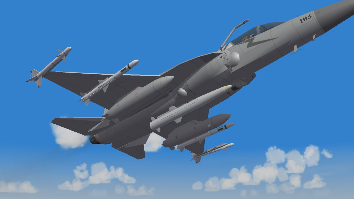 JF 17 Thunder Block II + Weapon Pack