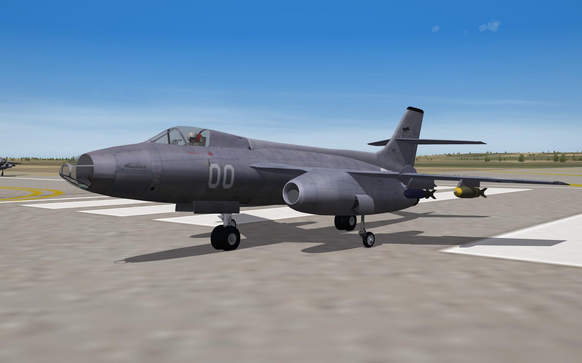 S.O. 4050 Vautour IIB  IDF package