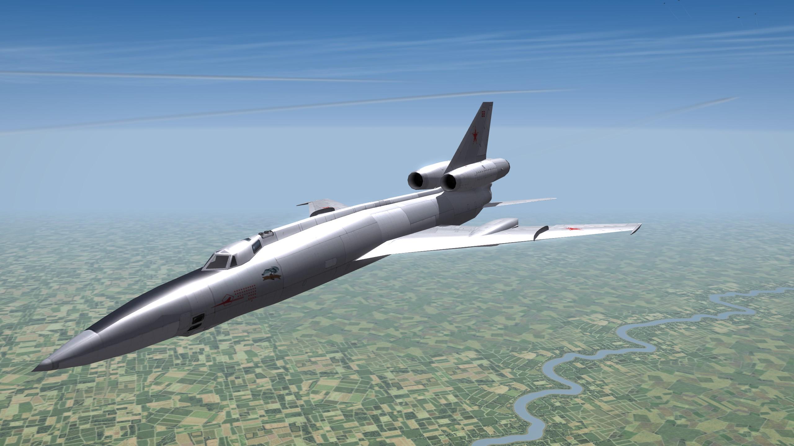 Tu-22, 203 Orlovsky GvTBAP