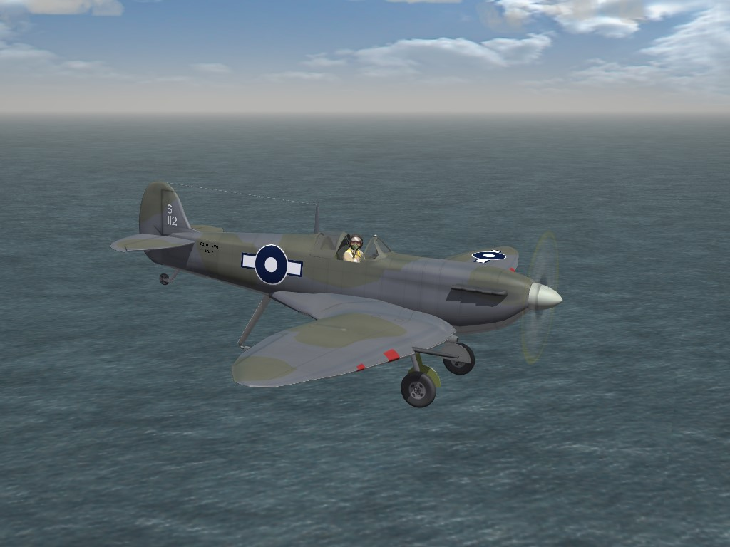 SF2 WW2 FAA Seafire Mk.IIIC Pak by Cocas Aircraft Factory & Co