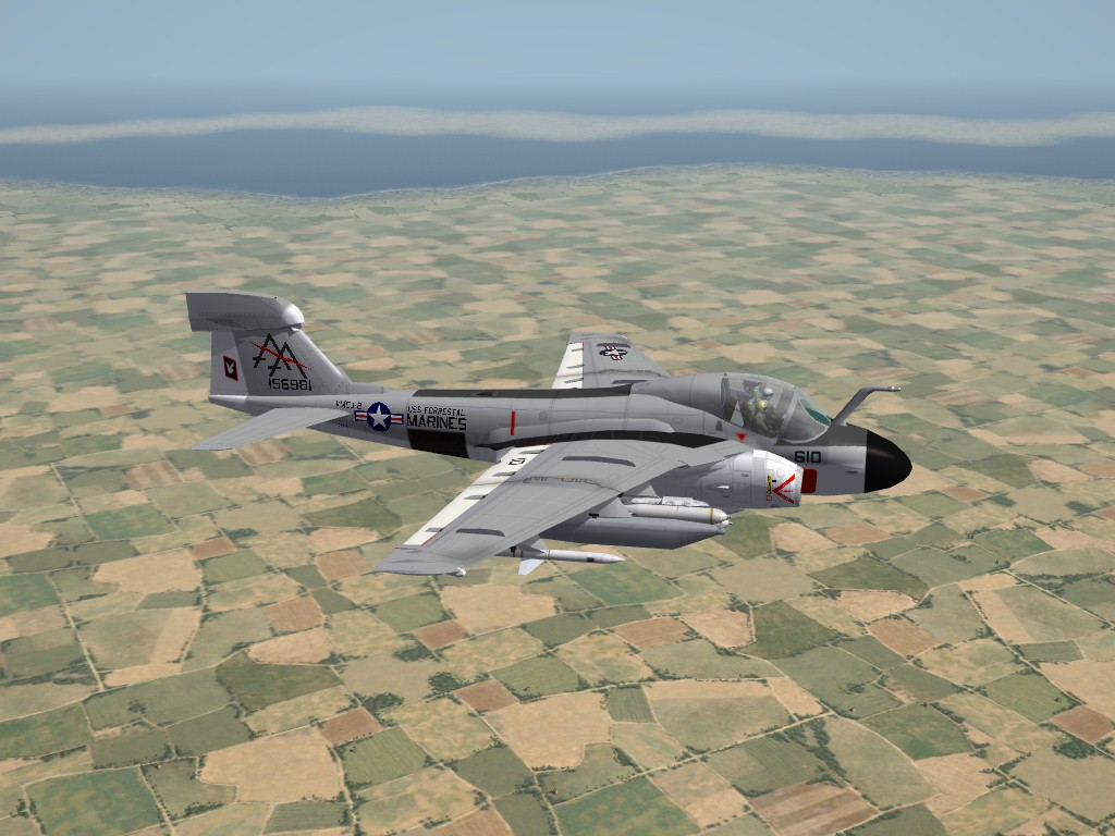 """EA-6A """"Electric Intruder"""" by The Intruders"""