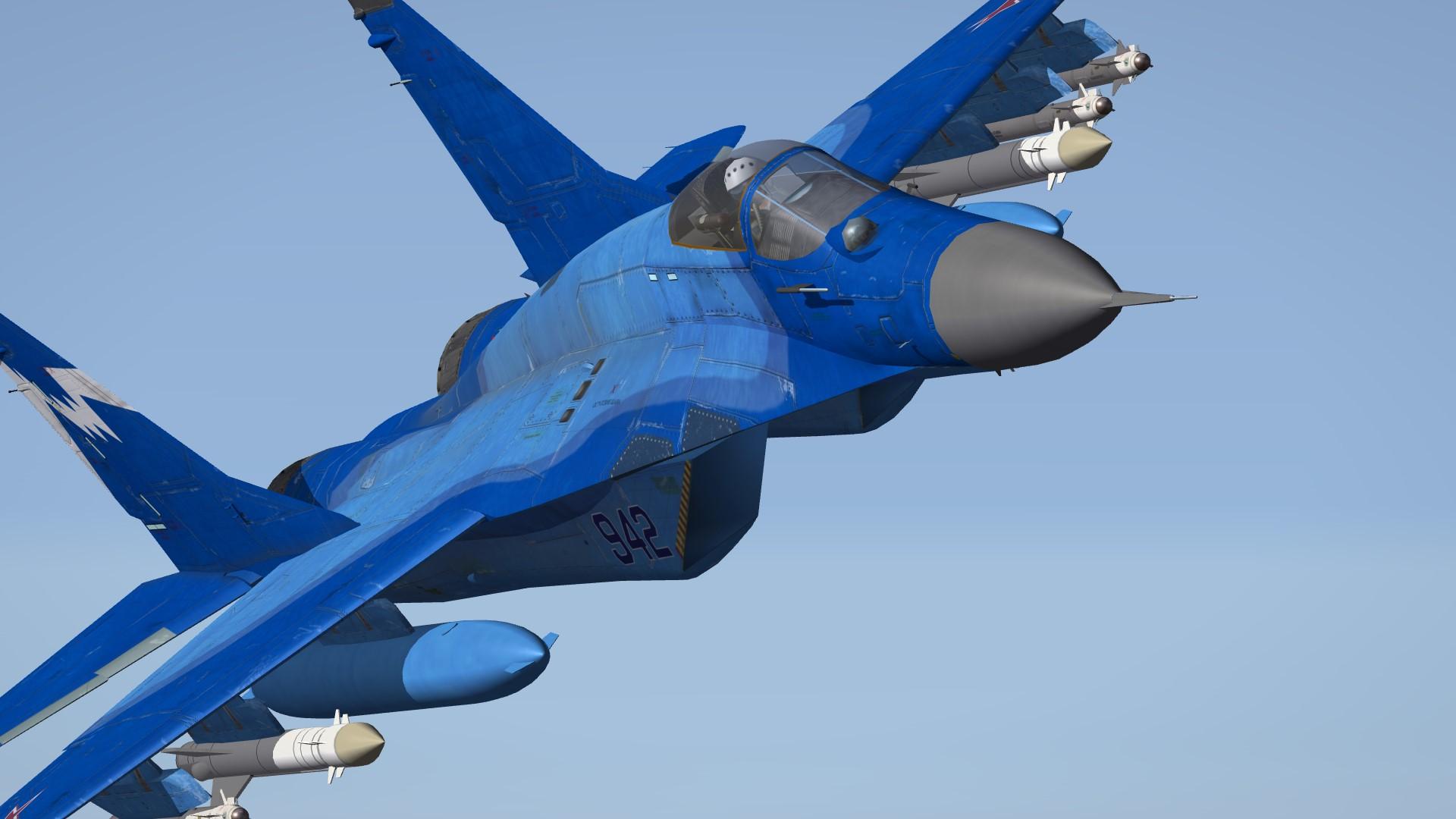 Mig-29K Pak