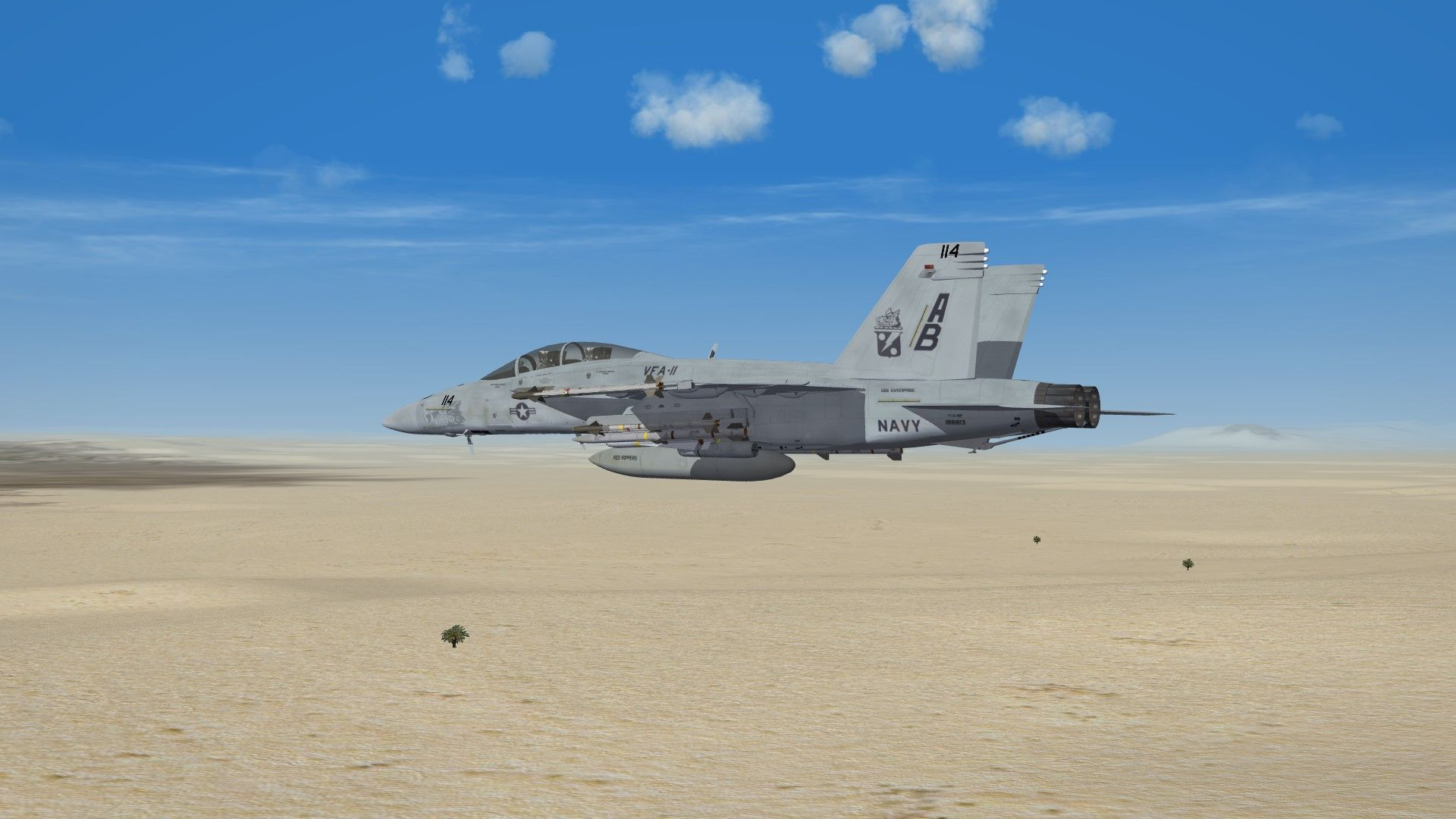 Super Hornet Package for SF2 v4.1