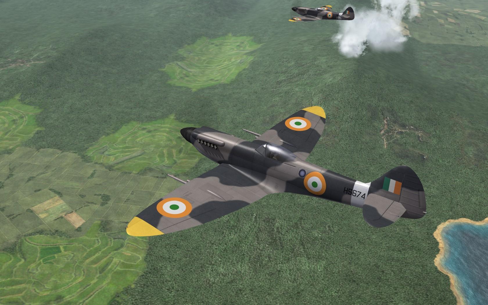 Spitfire FR.18
