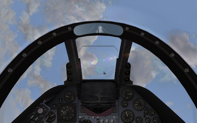 AV-8A and AV-8S Harrier Avionics Mod