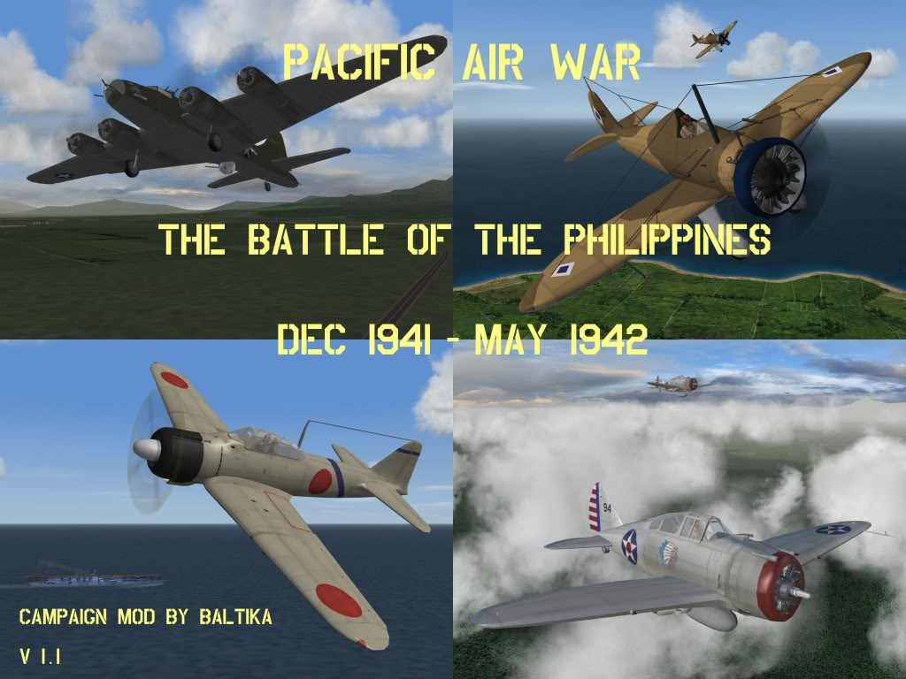 Battle of the Philippines 1941-42 v1.1