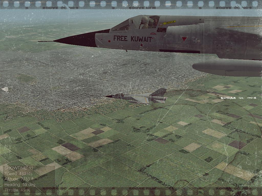Mirage F1 CK Free Kuwait