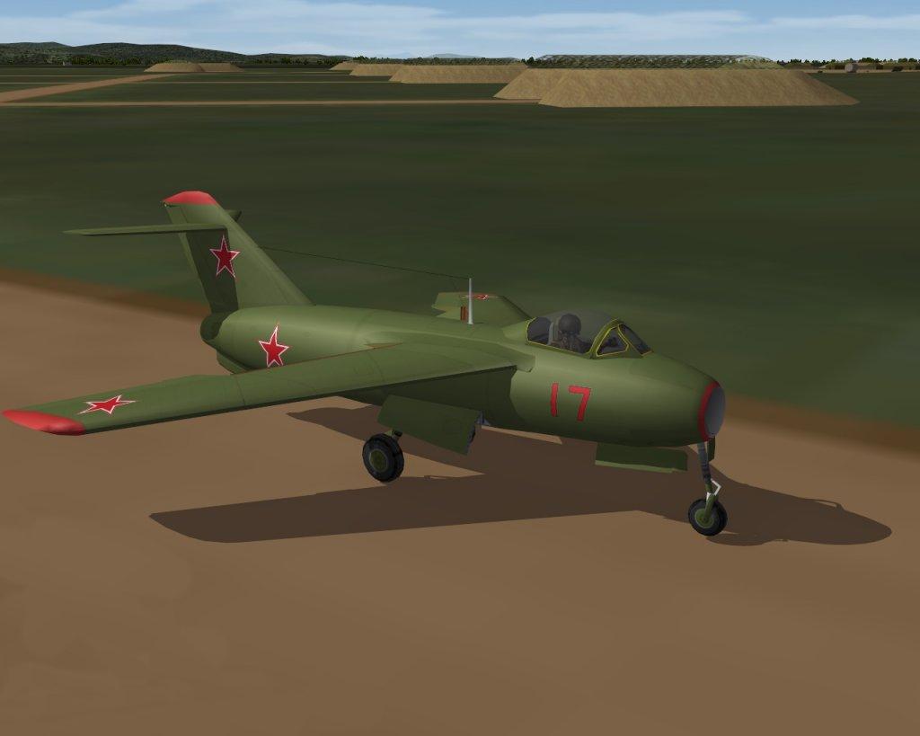 Lavochkin LA-15 Fantail for SF2