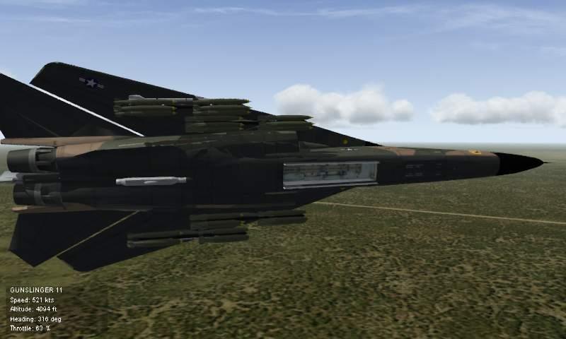 F-111 TAC Pack