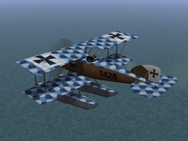Albatros W.4 (Early)