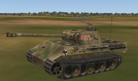 World War II ground objects pack 1