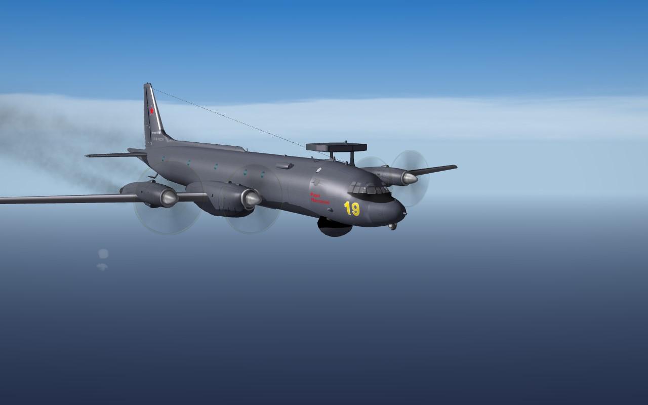 "il-38N ""May"""