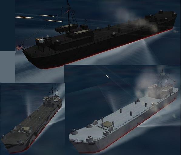LandingShipTank MK I