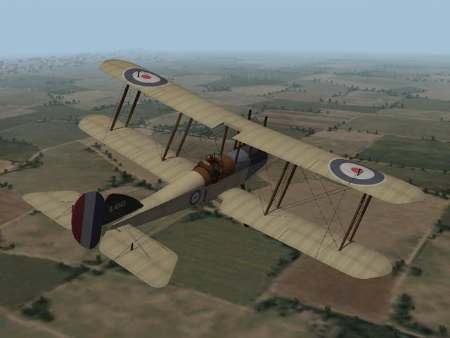 RAF BE12