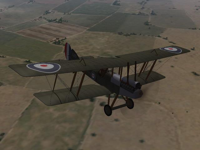 RAF BE12a