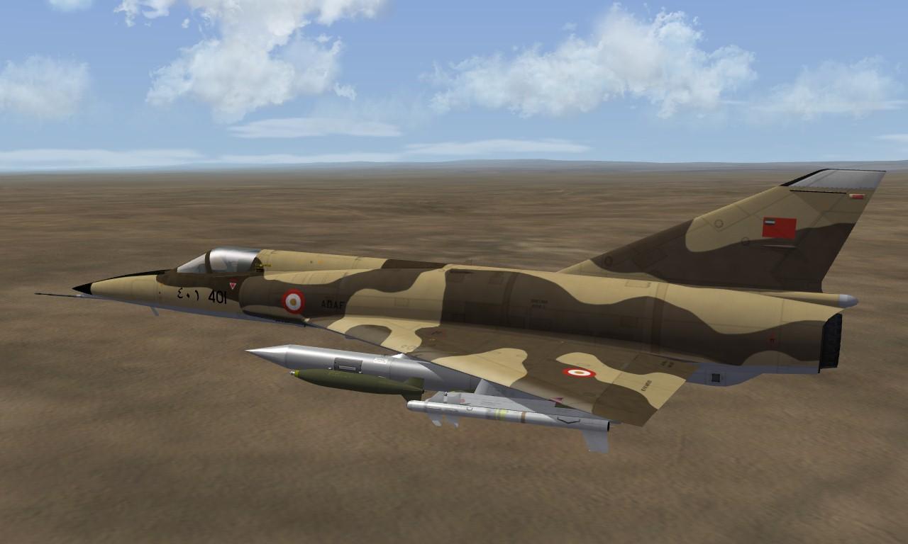 Mirage 5AD  UAE