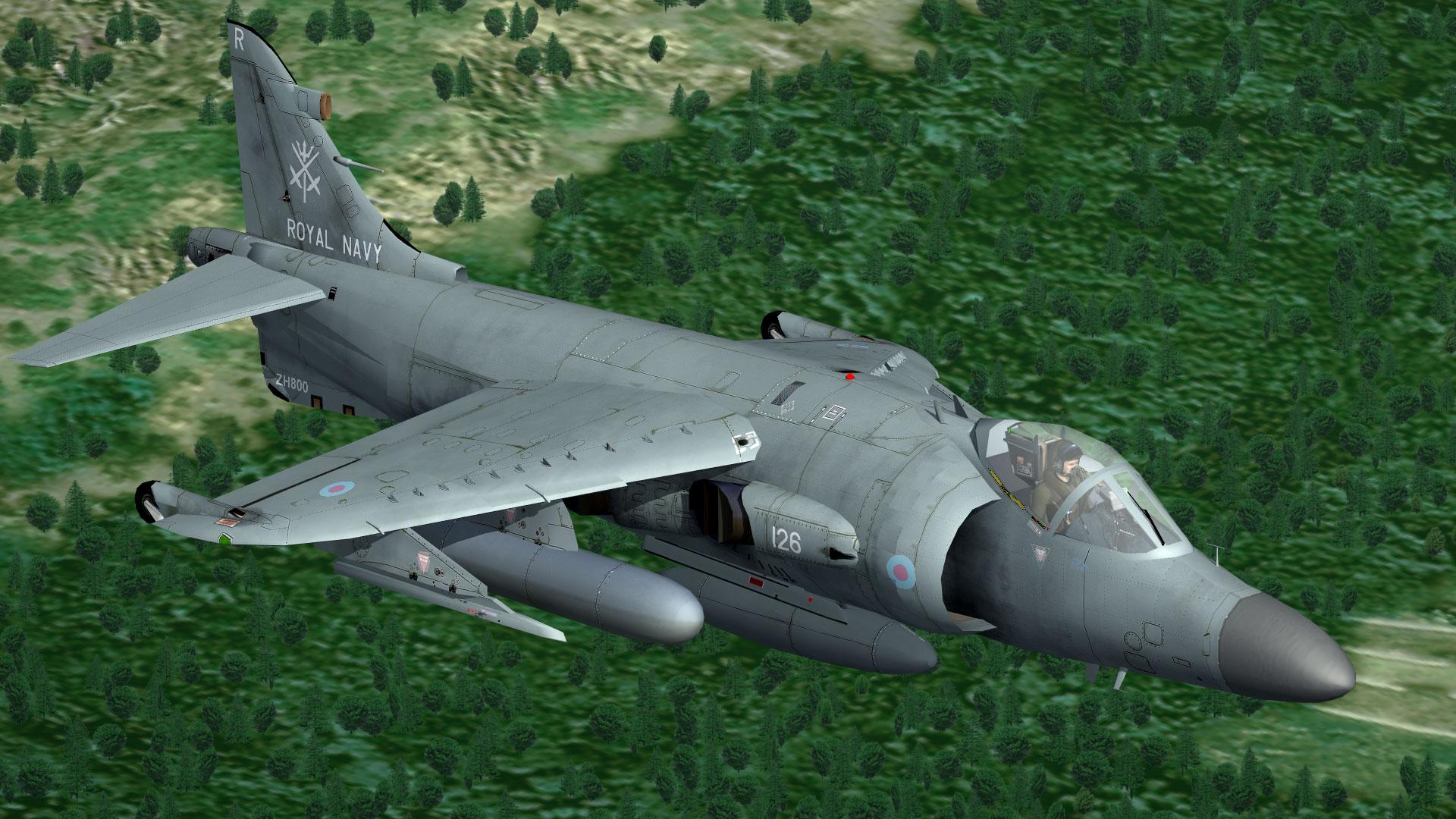 Sea Harrier FRS.2