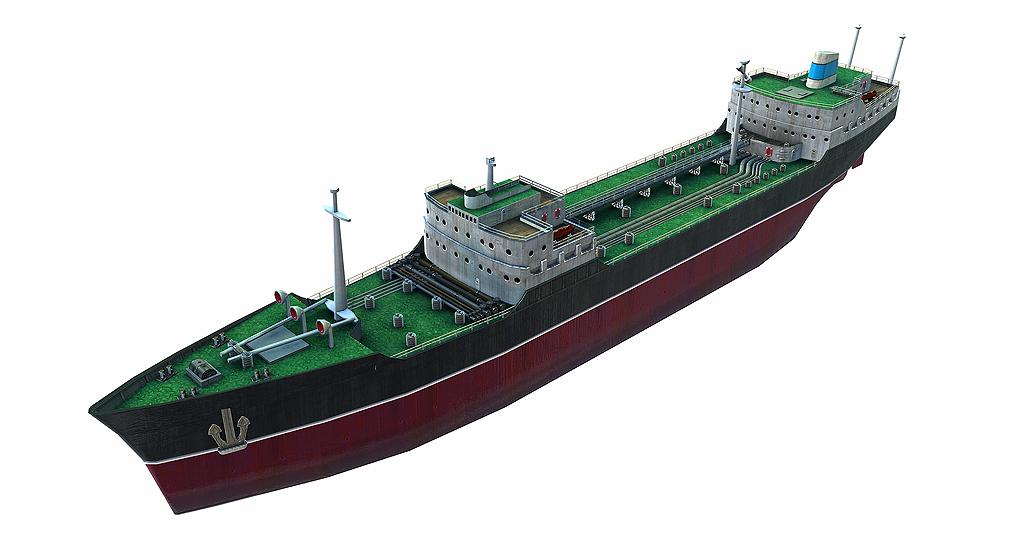 North Dakota Tanker