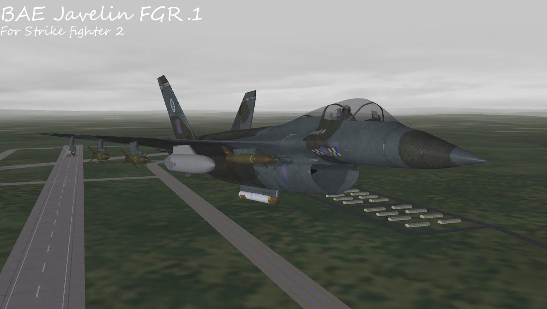 SF Javelin FGR.1