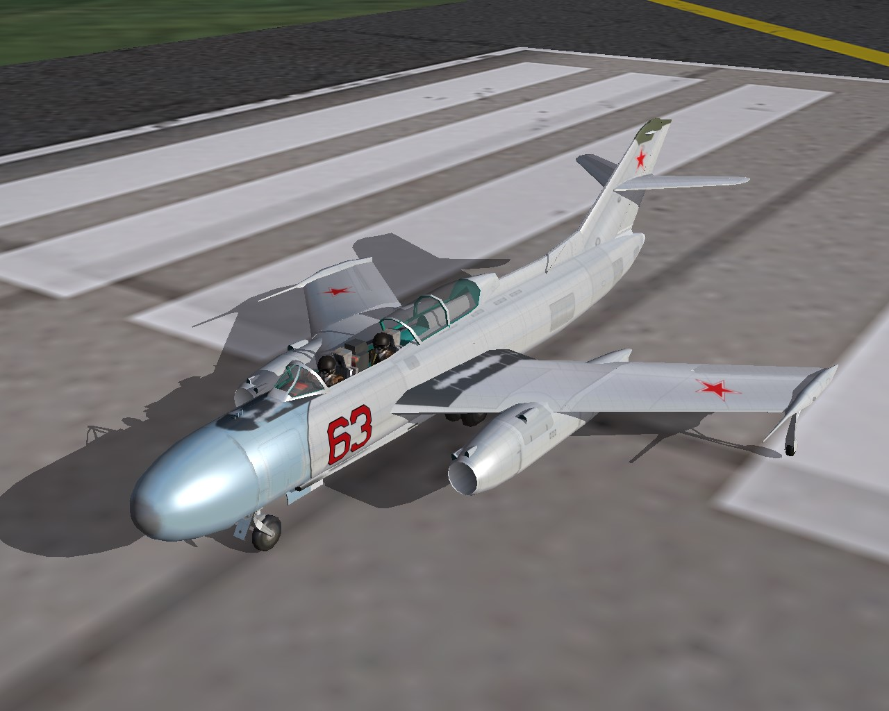 Yak-25 Flashlight A [REVAMP]