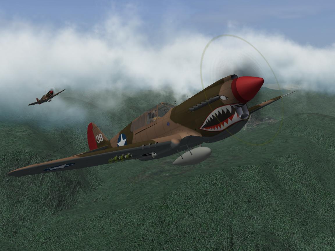 P-40E1CU