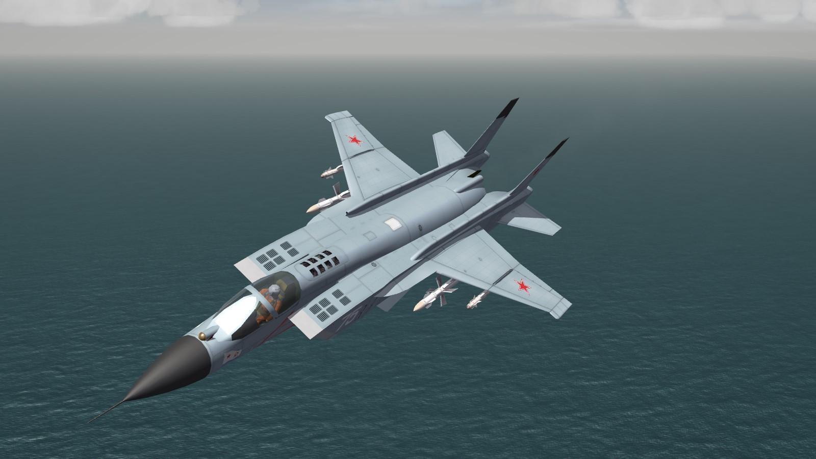 Vertical Pack for Soviet Navy