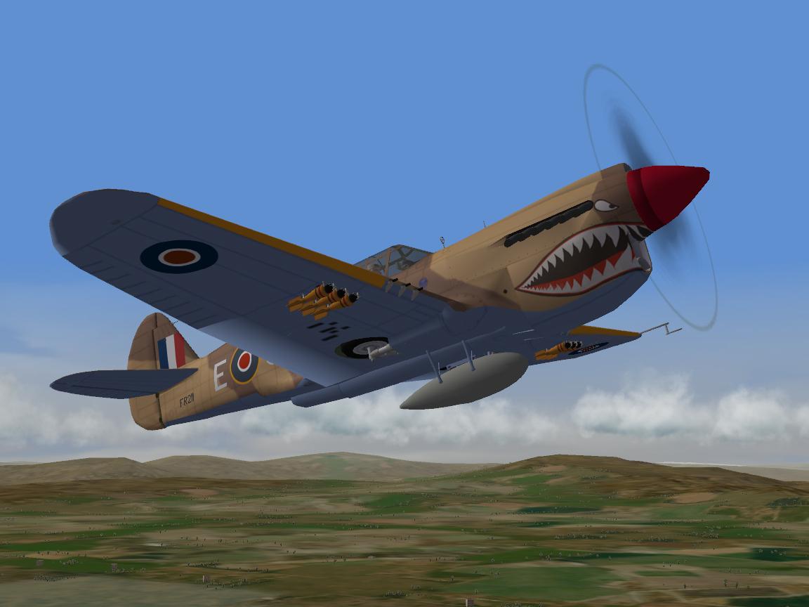 Kittyhawk Mk1A
