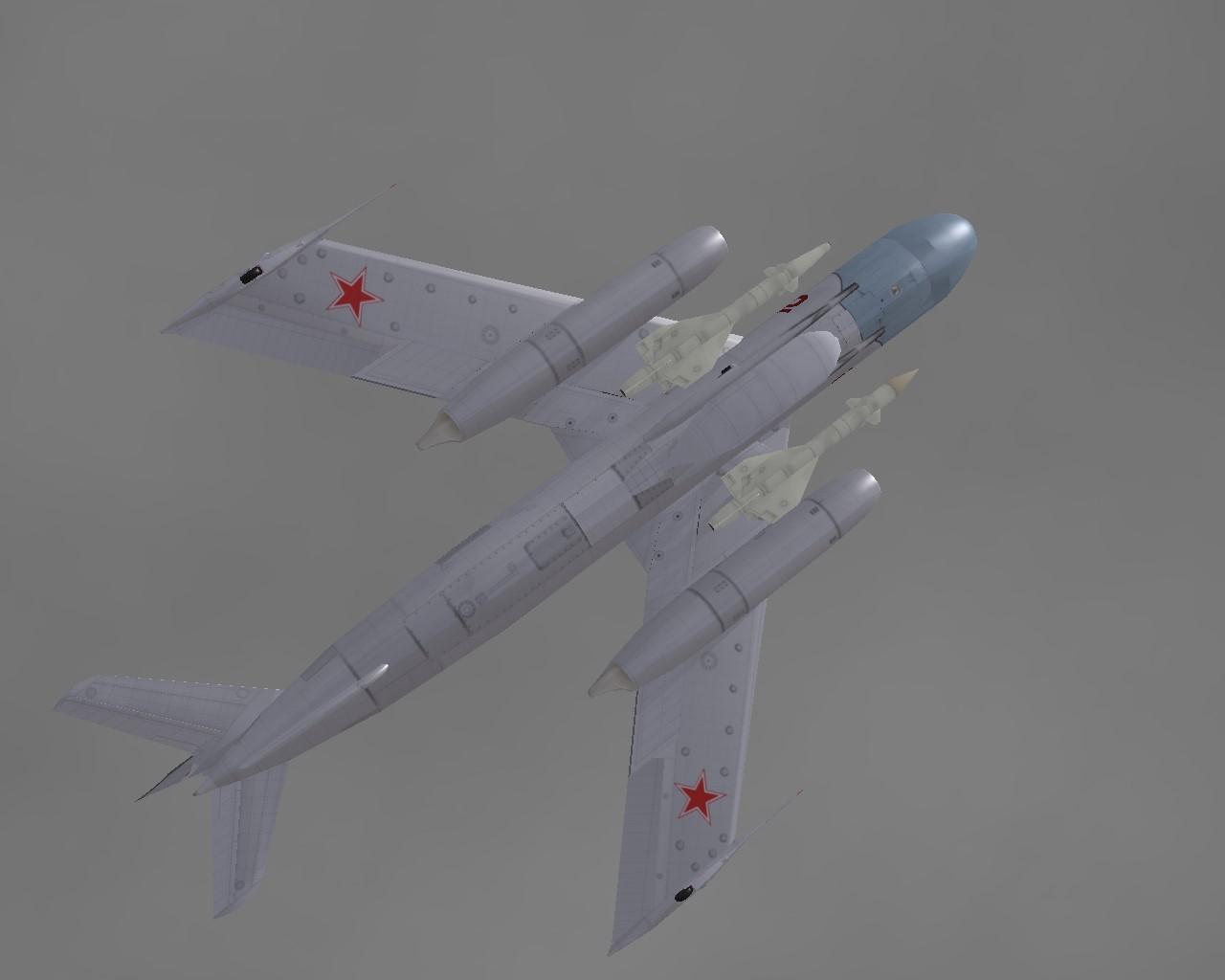 Yak-25K Flashlight A [REVAMP]
