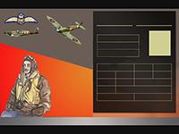 SF2  WWII RAF _Pilot Record Screen.zip