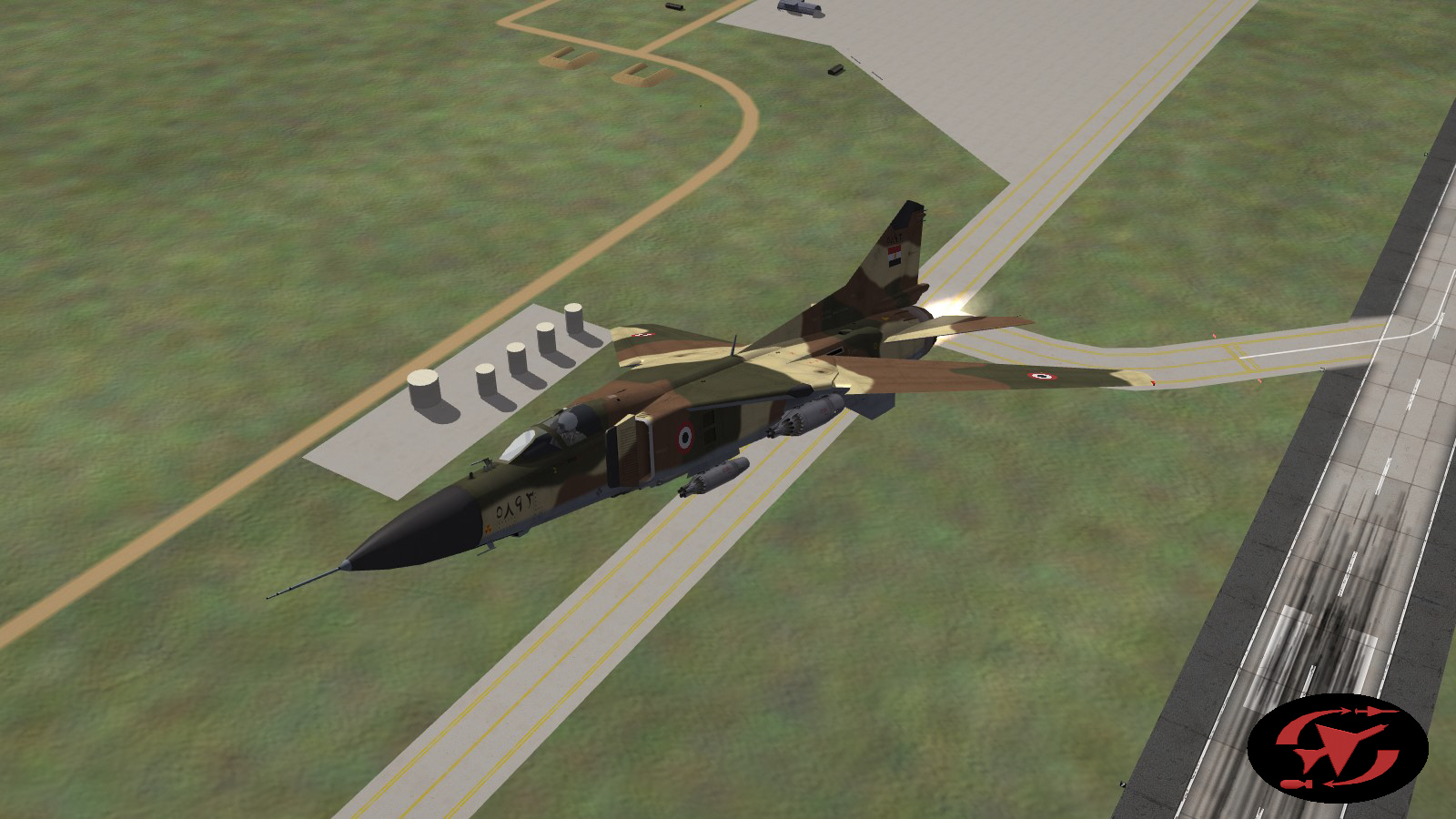 MiG-21MF MiG-23MF - RSSW Compatible Test Planes