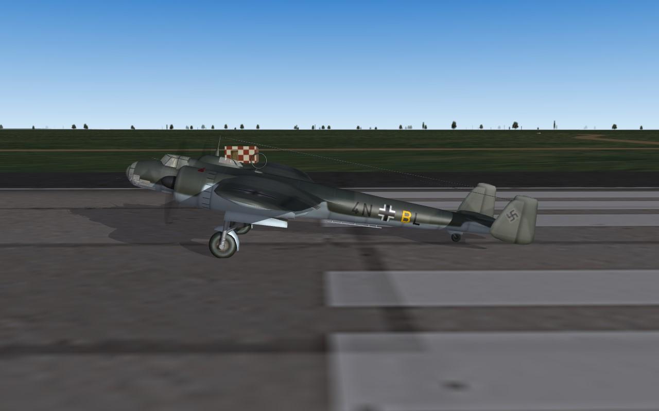 Dornier Do-17P