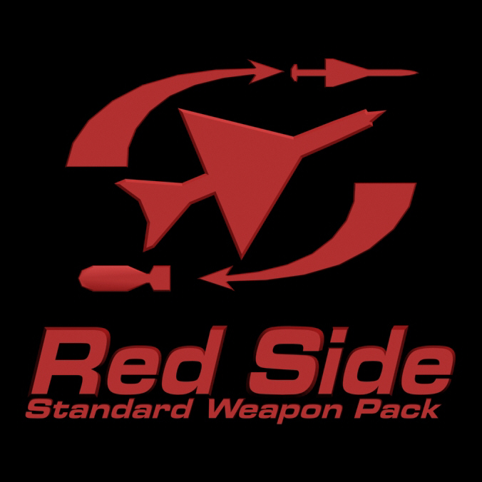 Red Side Standard Weapons Pack - Full Beta