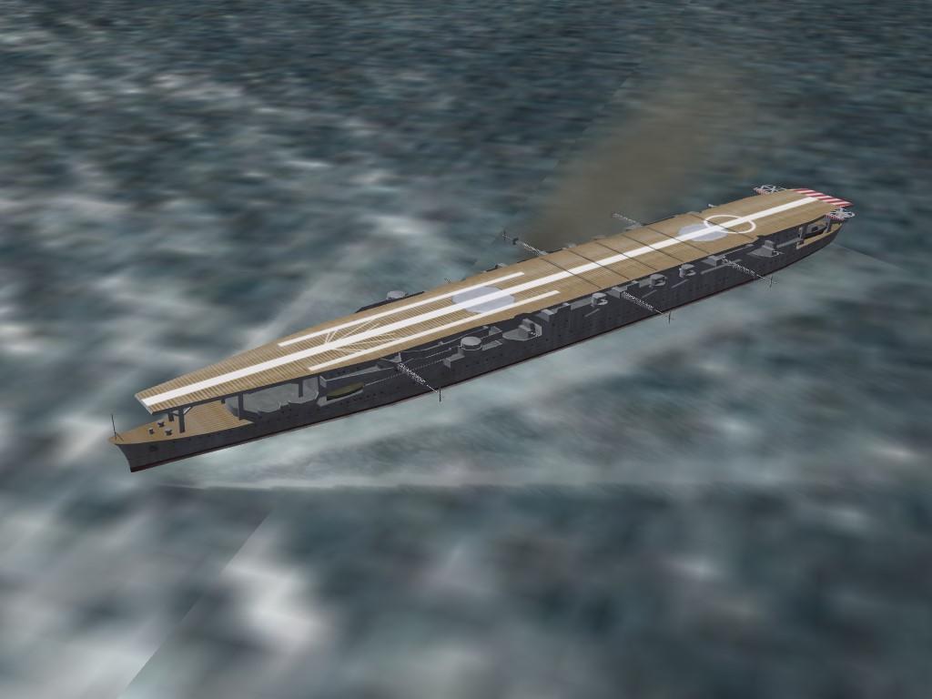 SF2 WW2 IJN CVL Zuihio Class by Hinchbrooke
