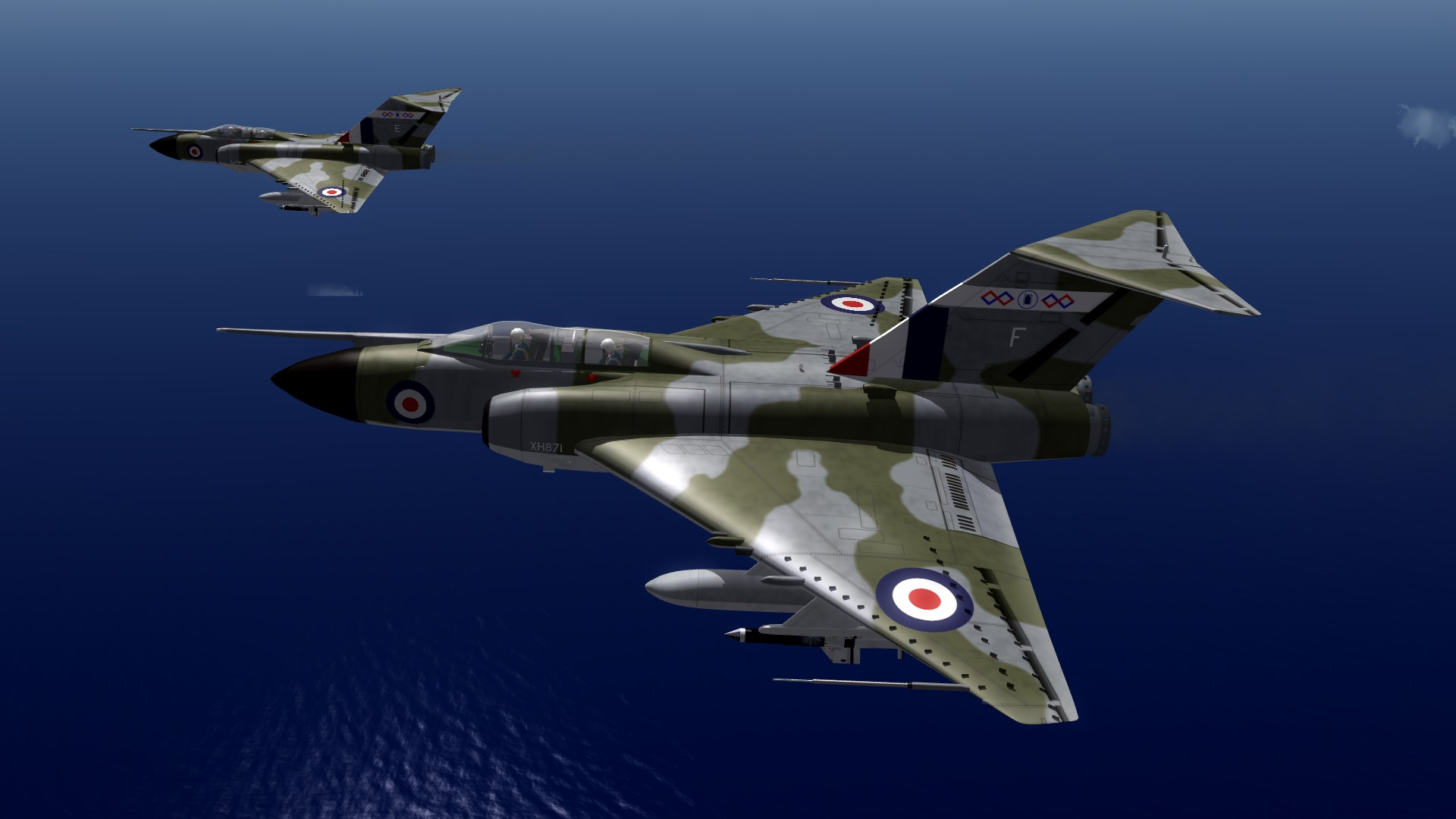 Gloster Javelin FAW. 8-9-9R  pack
