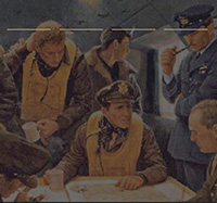 SF2 RAF WWII Debrief Screen