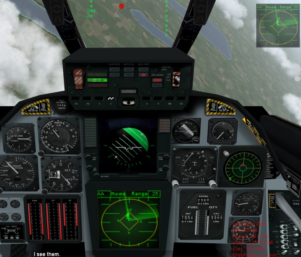 New Easy Radarscreen