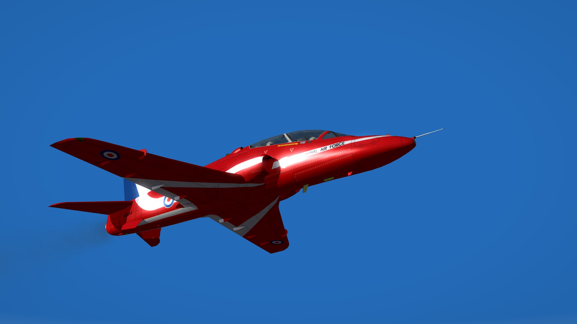 BAe Hawk T.1