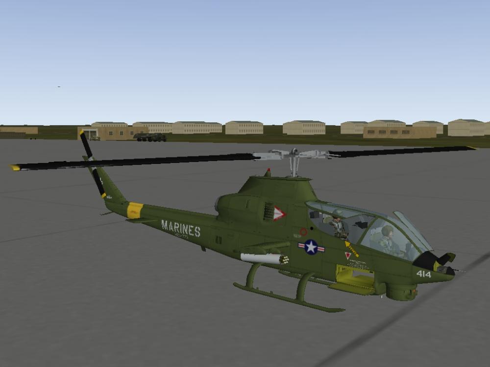 AH-1G Wings Over Elsewhere-SF1