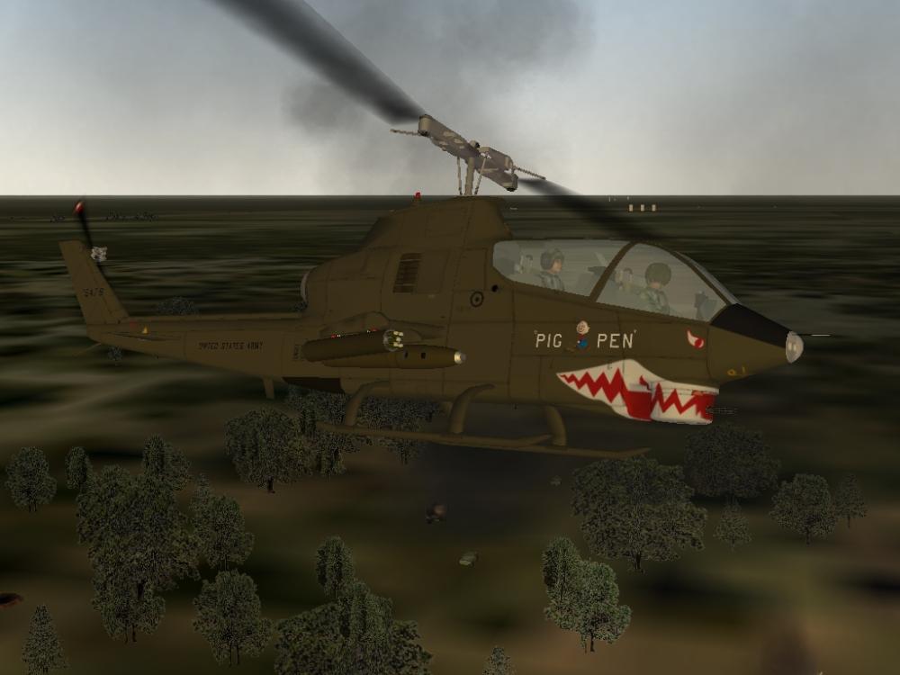 AH-1G Wings Over Vietnam-SF1