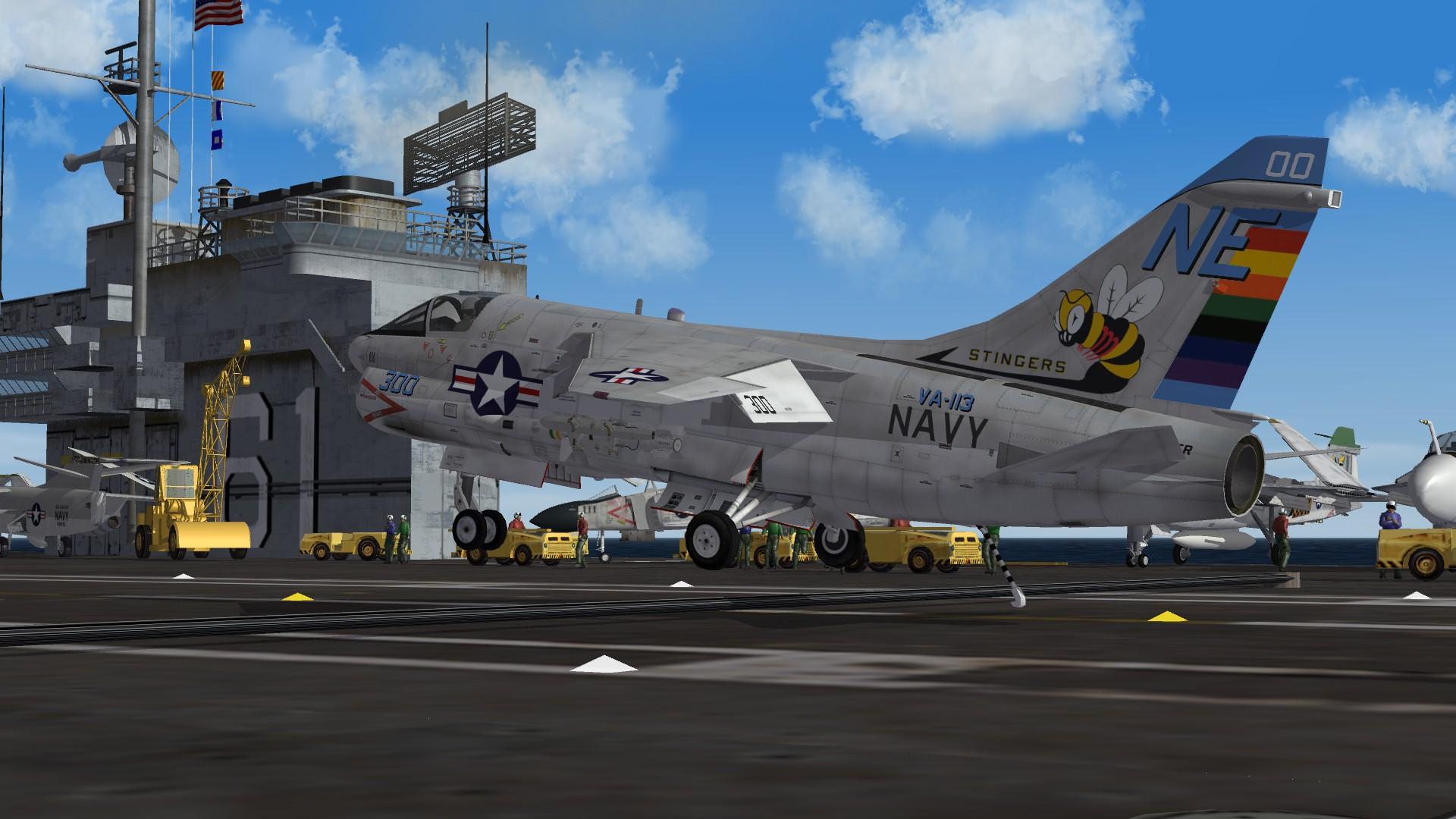 A-7E Skinpack