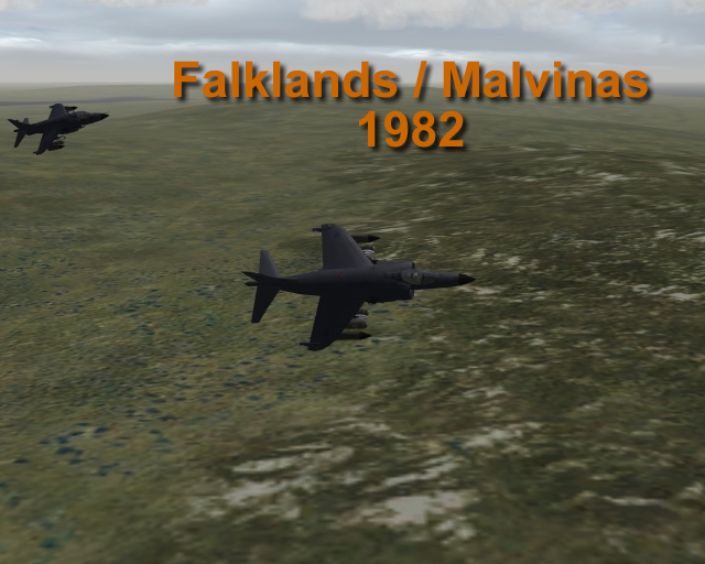 Falkland 1982 All-Inclusive MOD