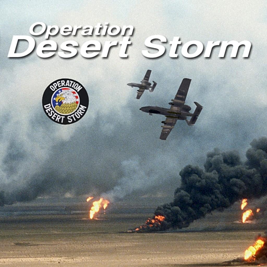 Operation Desert Storm, Part 1 of 3