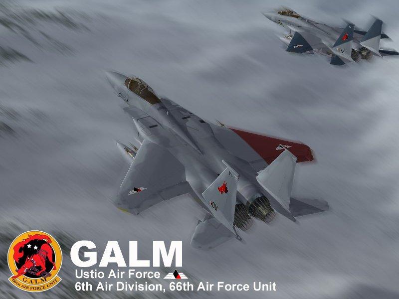 F-15C Galm Team (Ace Combat Zero)