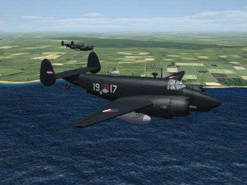 Screenshot for SF2 MLD PV-2 Harpoon Skin Set