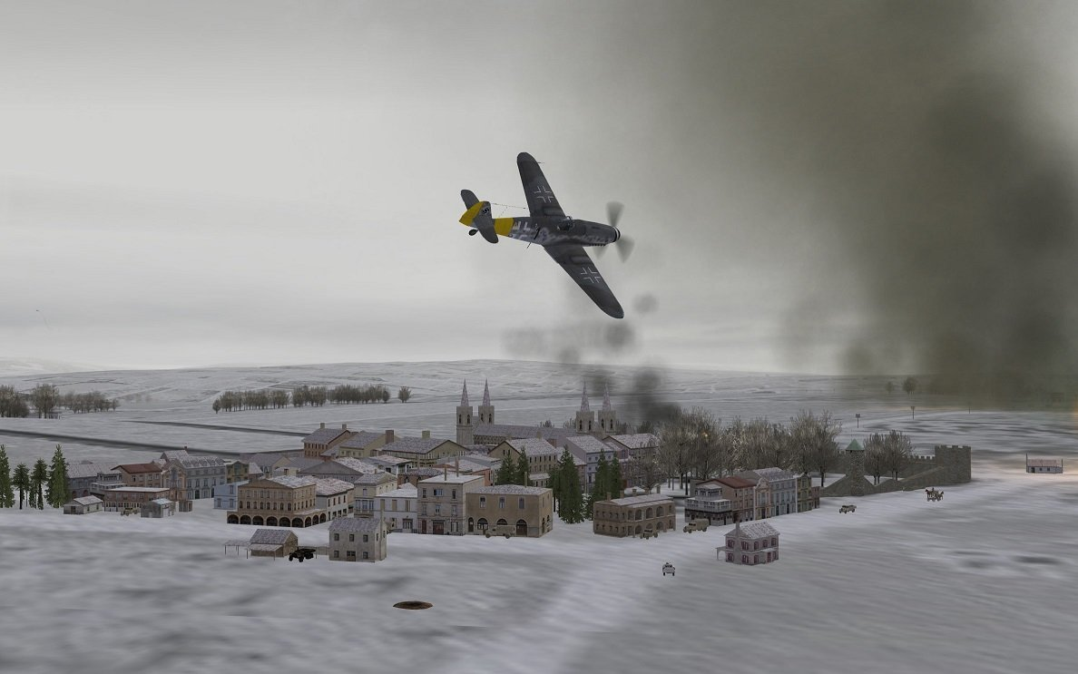 SF2-WW2 Battle of the Bulge Terrain