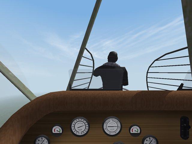 New Cockpit for AEG G.IV