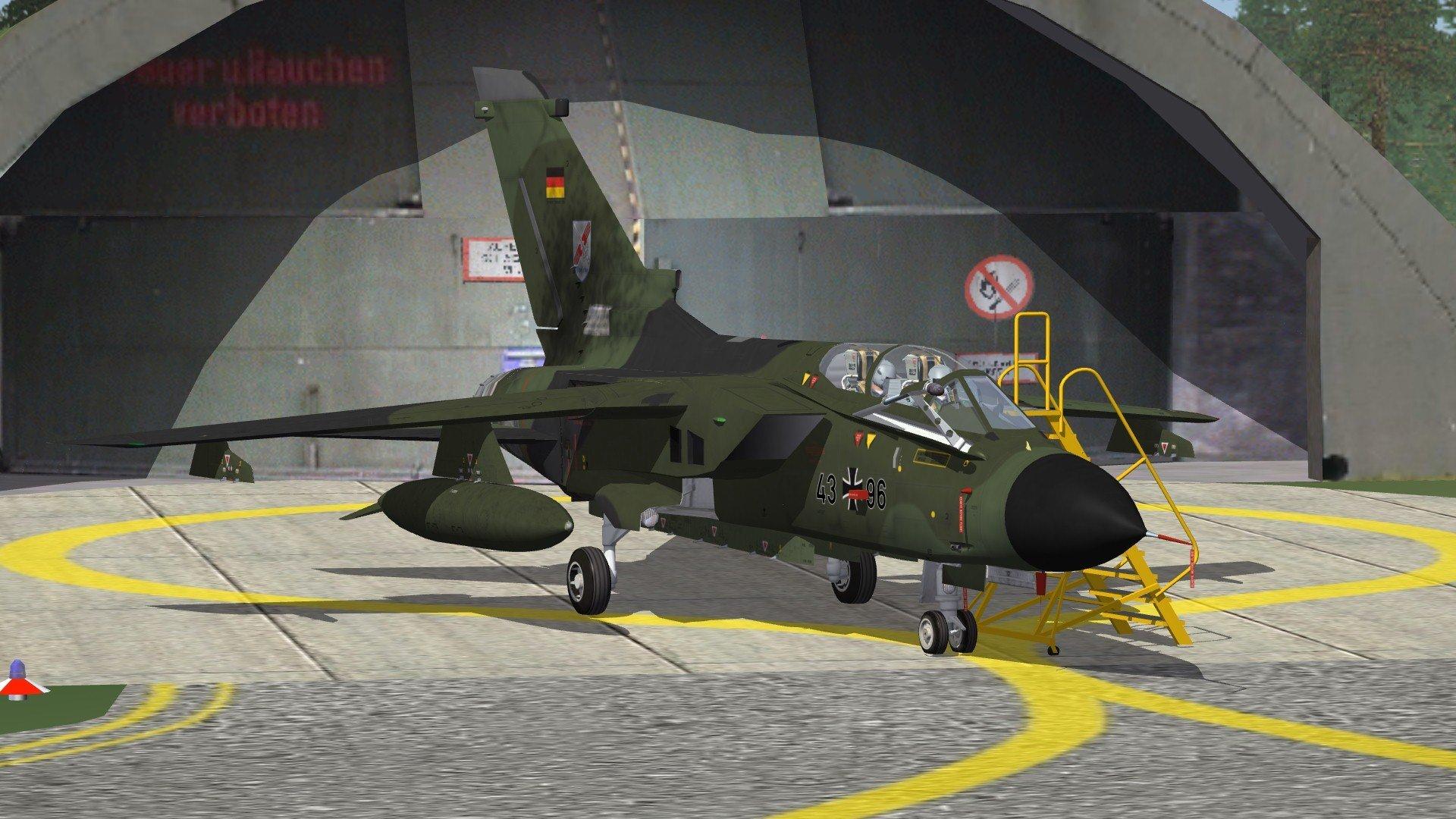 German Air Force Tornados