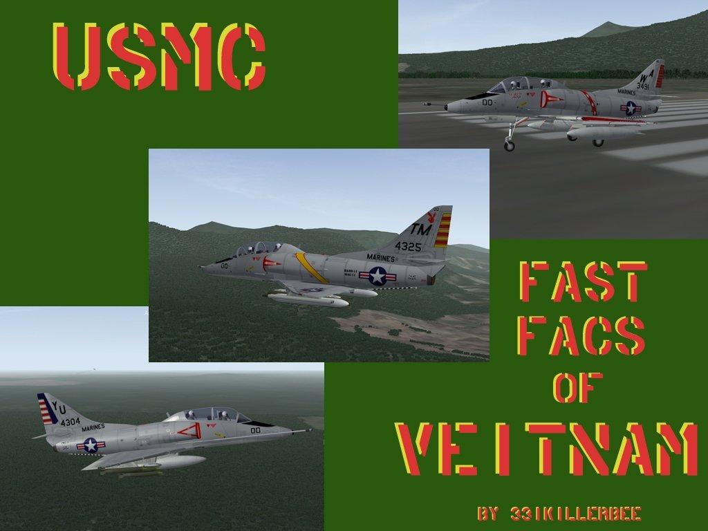 """SF2 TA-4F Skyhawk """"Fast FACs"""""""